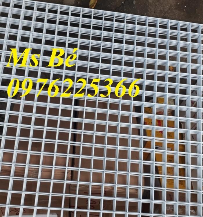 Lưới ô vuông sơn tĩnh điện2