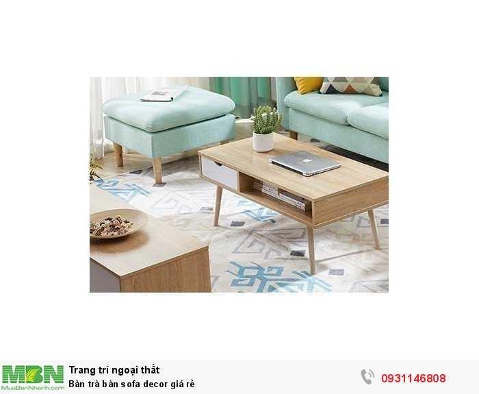 Bàn trà bàn sofa decor giá rẻ2