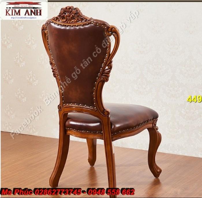 bàn ghế gỗ tân cổ điển12