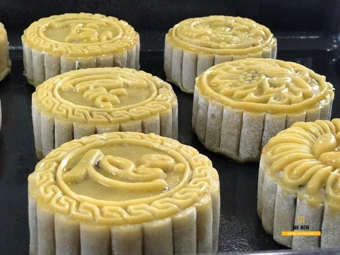 Bánh Trung thu handmade từ Ẩm thực MKnow