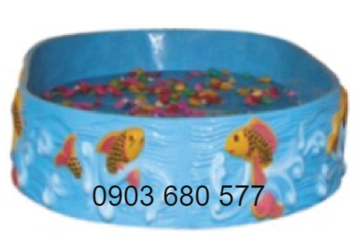 Bán bồn nghịch cát và hồ câu cá giá rẻ, an toàn, vệ sinh cho bé1
