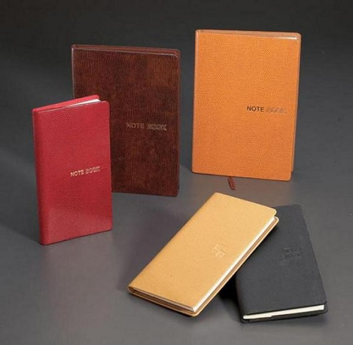 Sản xuất in ấn sổ da, sổ tay, sổ tặng rẻ nhất Hà Nội