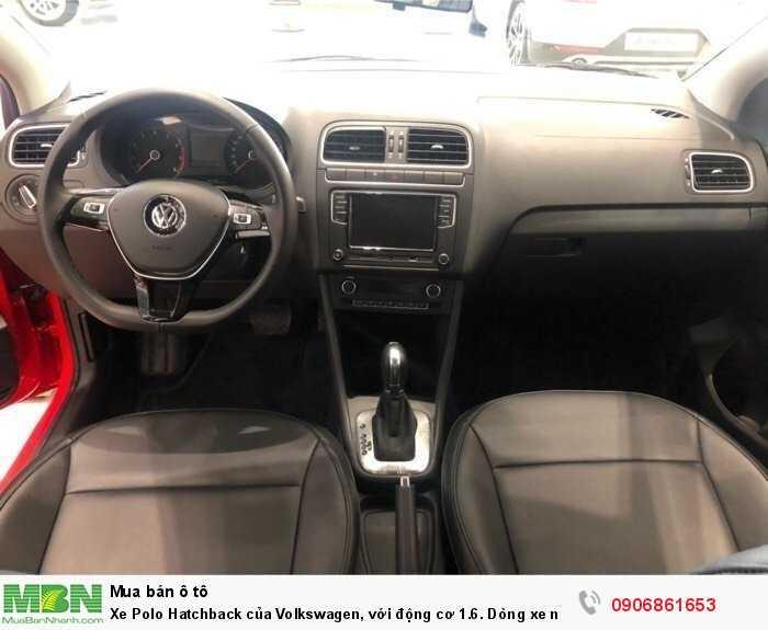 Xe Polo Hatchback của Volkswagen, với động cơ 1.6. Dòng xe nhập khẩu, an toàn, chắc chắn!