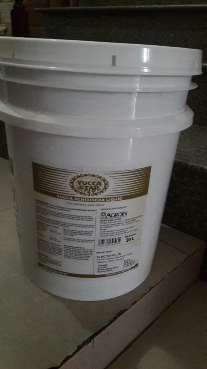 Yucca Mexico hãng Baja Agroin giá tốt nhất thị trường0