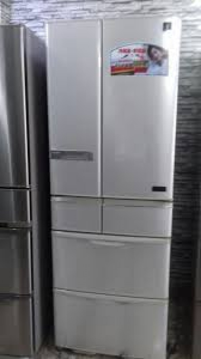Tủ lạnh Hitachi R-SF50XM 2008, 501L