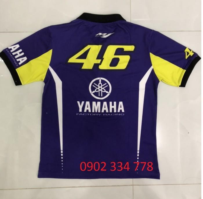 sỉ lẻ áo thun yamaha 46