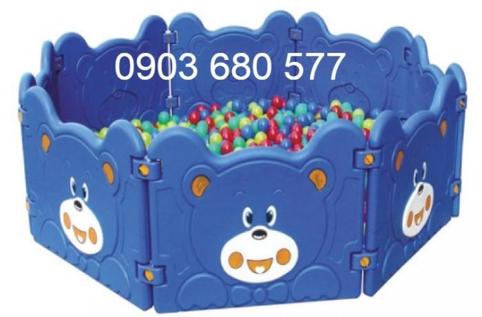 Nhà banh trong nhà trẻ em giá rẻ, chất lượng nhất1