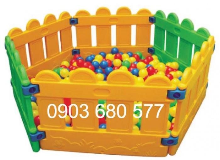 Nhà banh trong nhà trẻ em giá rẻ, chất lượng nhất0