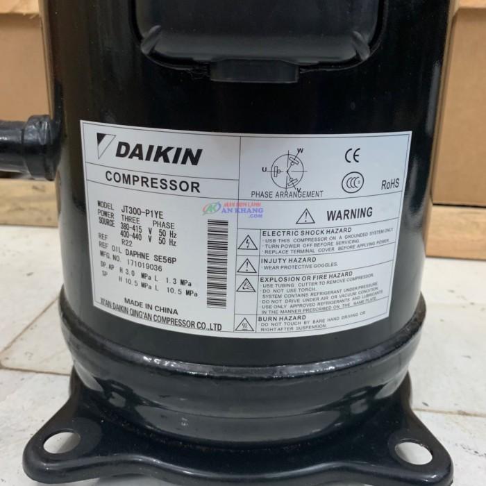 Bán lốc lạnh Daikin JT300 giá tốt, giao hàng trên toàn quốc0