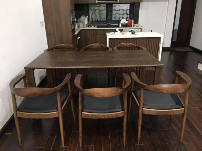 Bàn ghế ăn chất lượng, giá tại Xưởng0