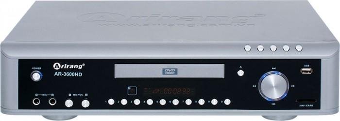 Đầu karaoke Arirang AR-3600HD có 2 màu đen và trắng3