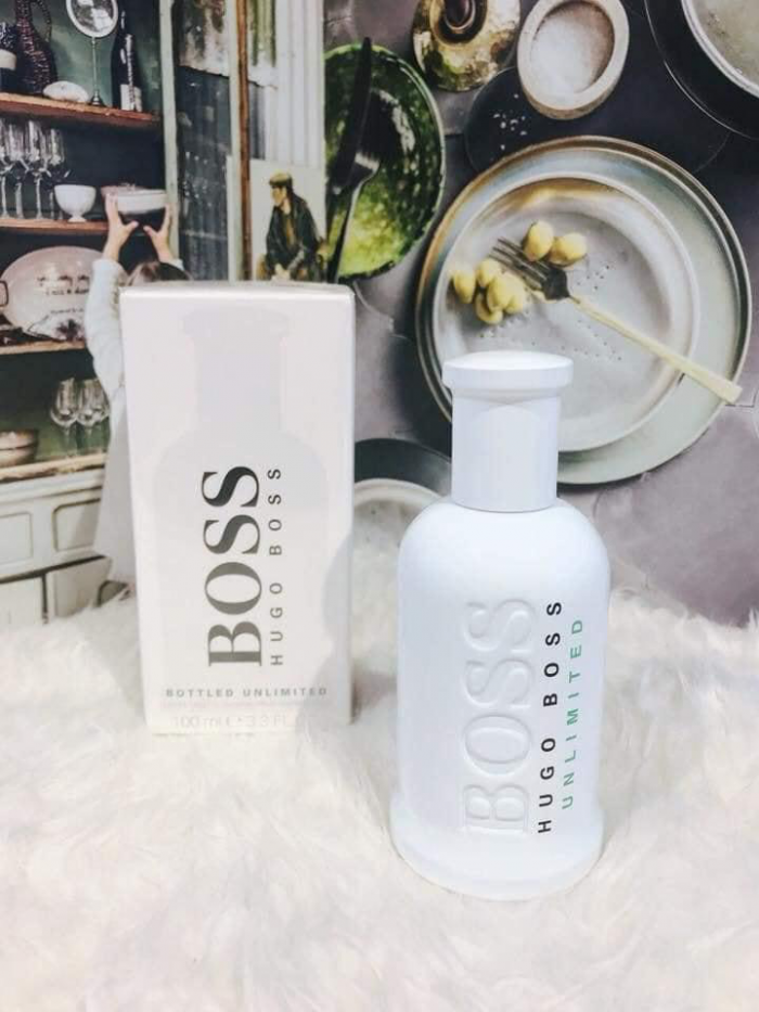 Nước hoa Hugo Boss Bottled Unlimited 100ml
