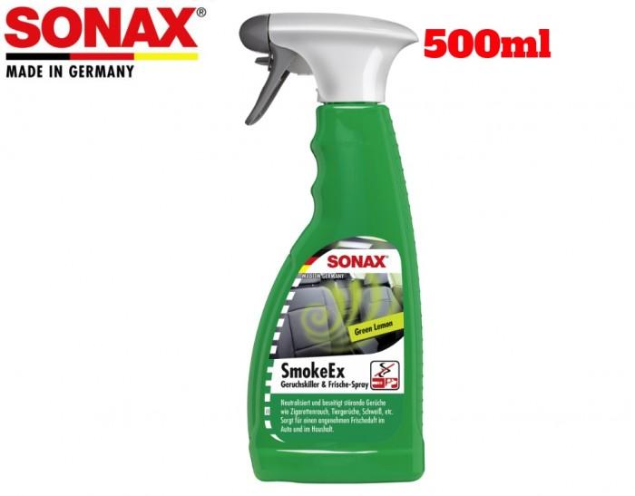 Chai Xịt Khử Mùi Nội Thất SONAX Smoke-Ex 292241 500ml