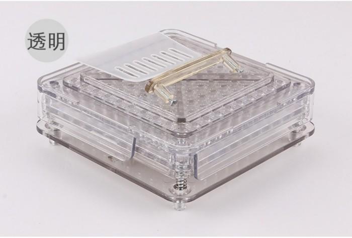 Khuôn đóng viên con nhộng 100v nhựa, bộ khuôn đóng nang thuốc thủ công, khuôn vô viên con nhộng0