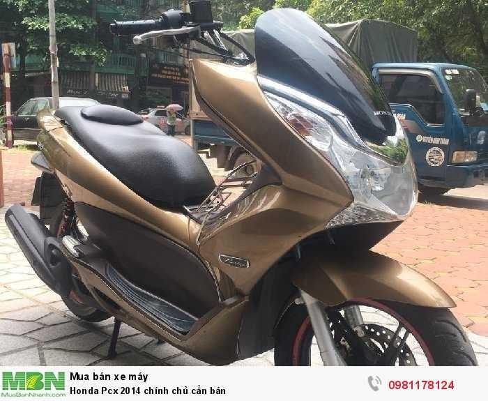 Honda Pcx 2014 chính chủ cần bán