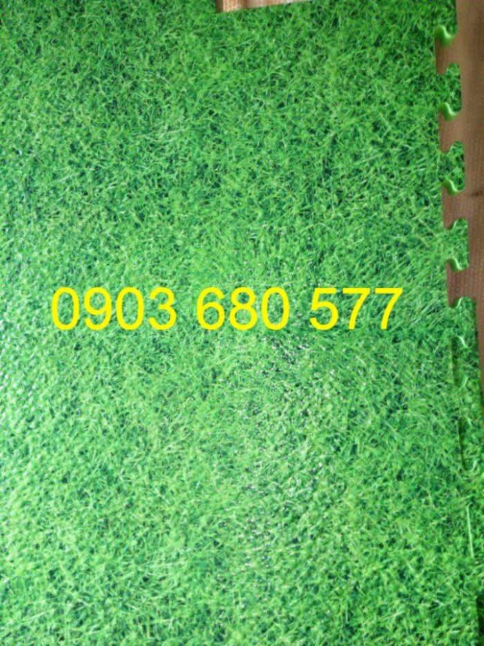 Chuyên cung cấp cỏ nhân tạo trang trí trường mầm non5