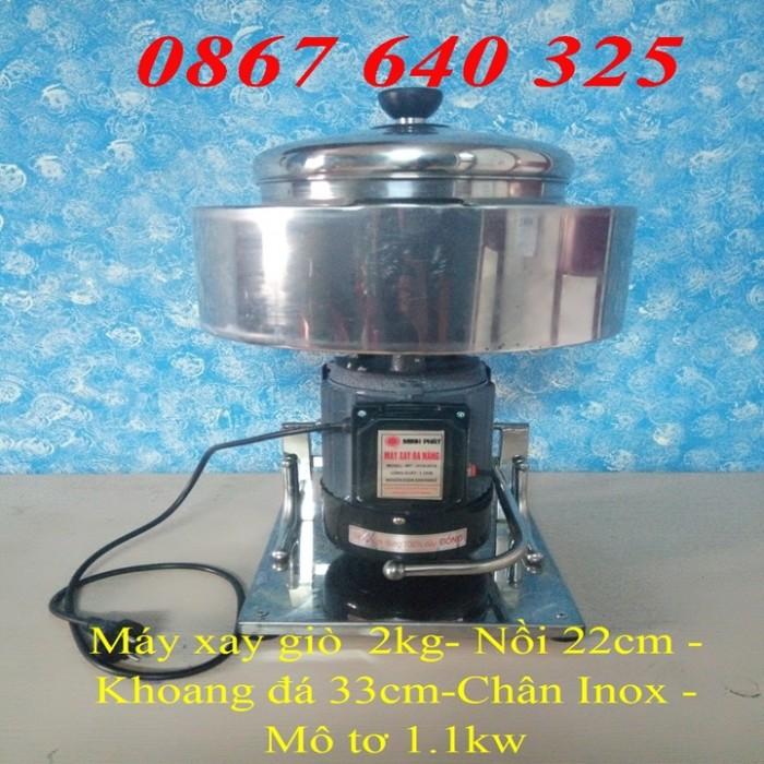 Chân inox, động cơ 1100w.2