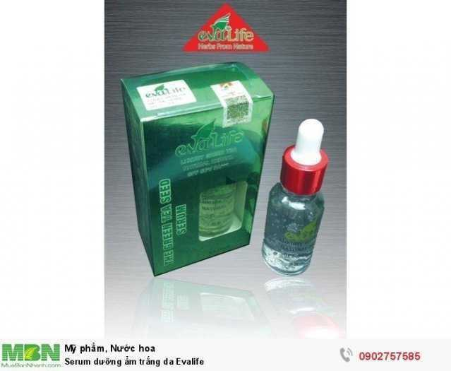 Serum dưỡng ẩm trắng da Evalife1