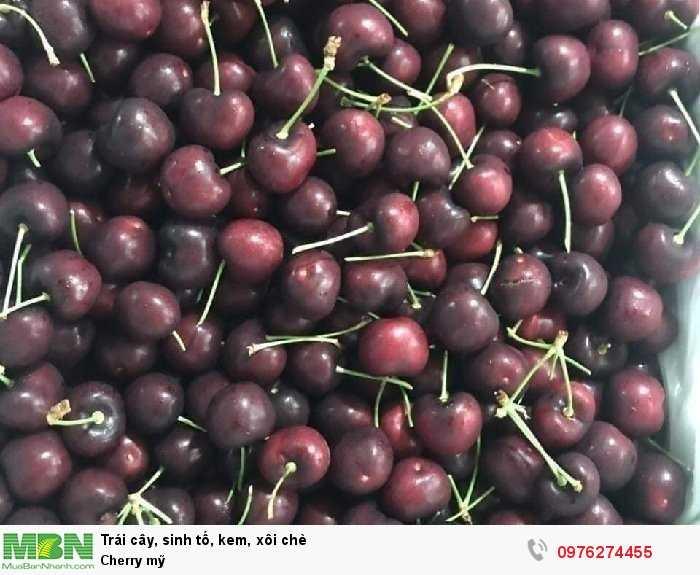 Cherry mỹ0