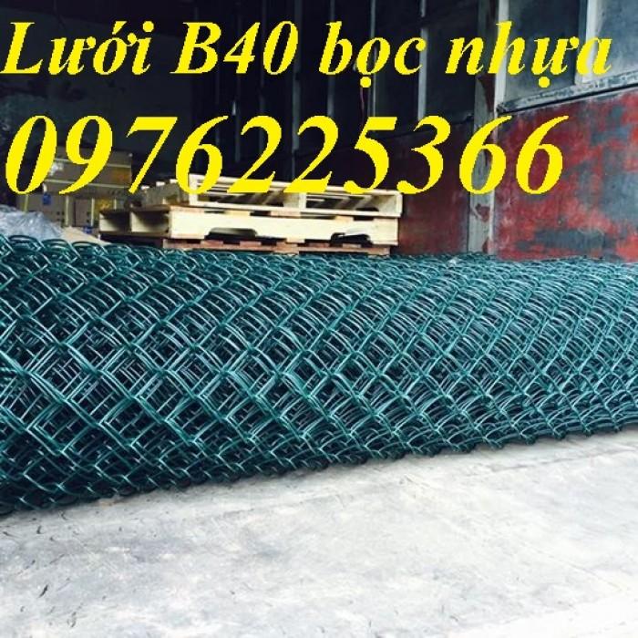 Bán lưới b40 bọc nhựa tai Hà Nội1