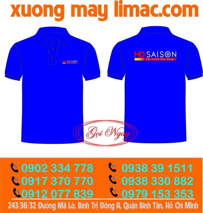 Xưởng may áo thun giá rẻ; Nhận may áo thun in logo theo yêu cầu