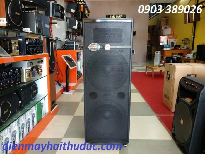 Loa kéo Hoxen L60H (4 tấc 2 Bass thùng gỗ) bán tại Điện Máy Hải là Đại Lý chính thức của Loa Hoxen  L60H nên bán giảm giá đến 15%, từ 6,790K bán ra chỉ còn 5,900K.3