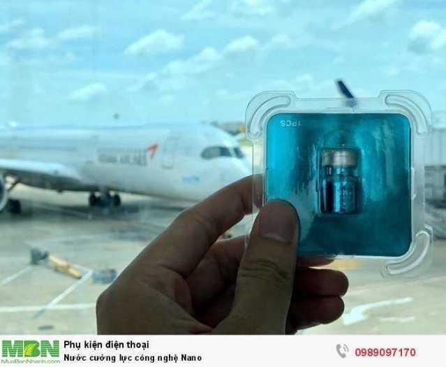 Nước cường lực công nghệ Nano0