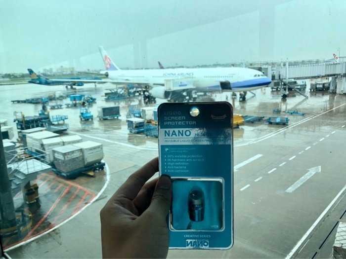 Nước cường lực công nghệ Nano3