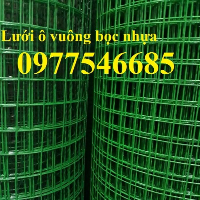 lưới bọc nhựa ô 30x30