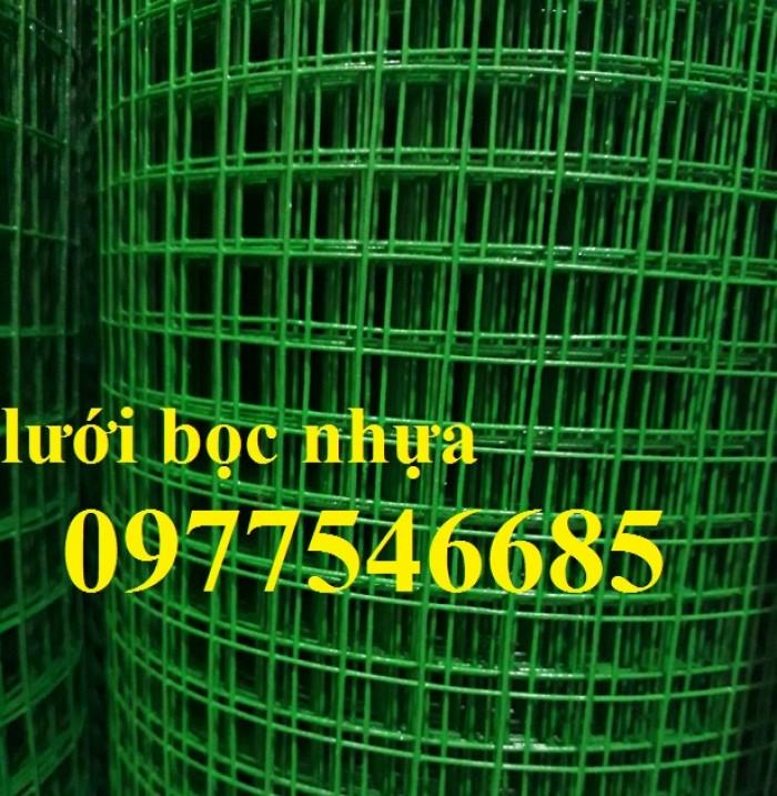 Lưới bọc nhựa ô vuông 20x20