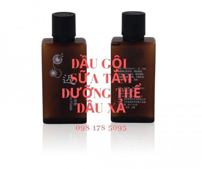 Bán dầu gội, sữa tắm chuyên dụng cho khu spa và massage chất lượng tốt, giá thành ổn định.18