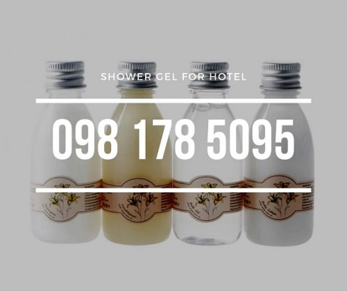 Bán dầu gội, sữa tắm chuyên dụng cho khu spa và massage chất lượng tốt, giá thành ổn định.16