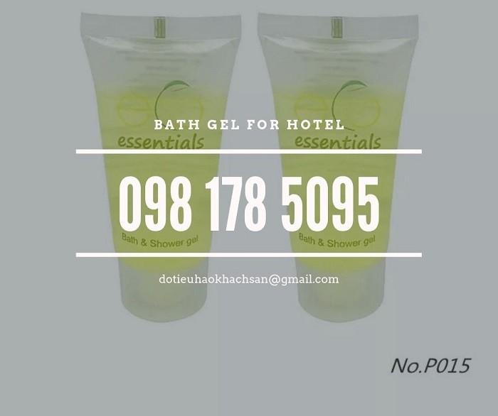 Bán dầu gội, sữa tắm chuyên dụng cho khu spa và massage chất lượng tốt, giá thành ổn định.0