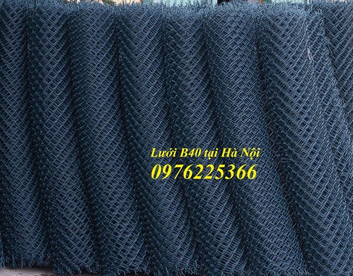 Phân phối lưới b40 bọc nhựa, hàng có sẵn, giá cạnh tranh0