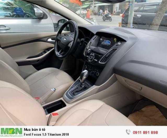 Ford Focus 1.5 Titanium 2018