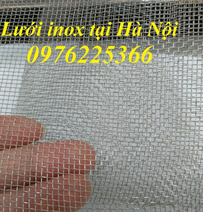 Lưới thép, lưới sàng, lưới thép chống mài mòn, lưới sàng đá2