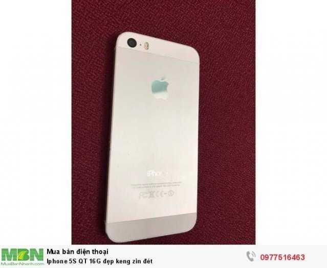 Iphone 5S QT 16G đẹp keng zin đét