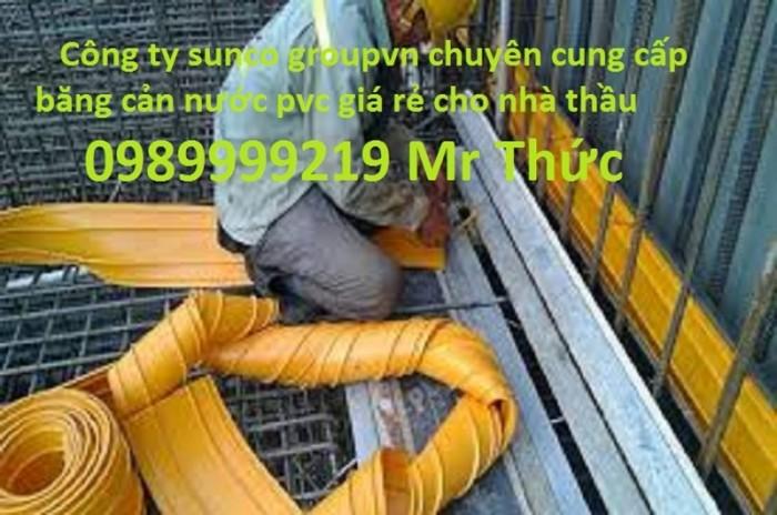 Băng cản nước PVC V150 rẻ , chất lượng