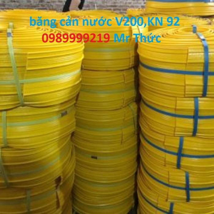 Băng cản nước PVC chống thấm giá rẻ nhất5