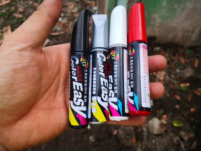Bút Xóa Xước Xe Máy ,Xóa Xước Ô Tô Phủ Màu Nano Color Easy 10ml