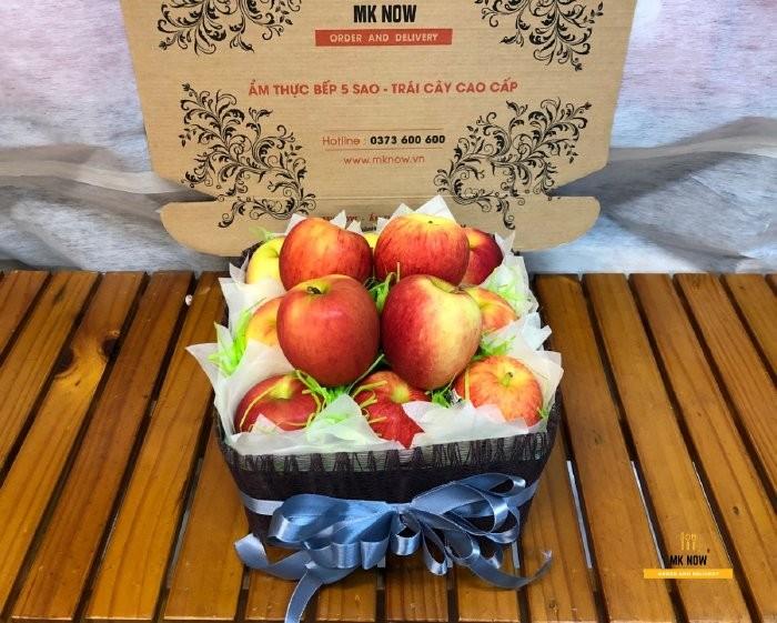 Hamper quà trái cây - Hamper táo - FSNK89