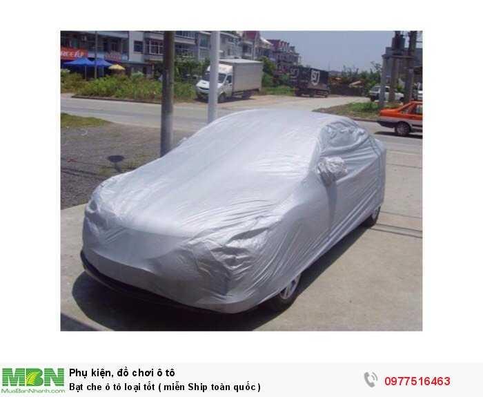 Bạt che ô tô loại tốt ( miễn Ship toàn quốc )