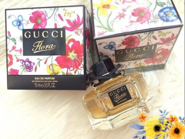 Nước hoa Gucci Flora EDP 75ml