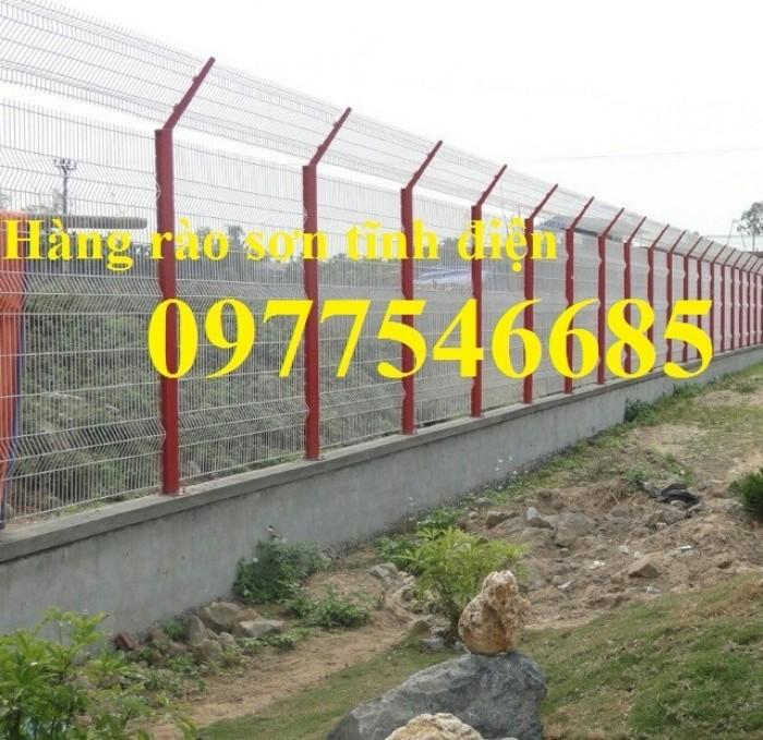 Hàng rào lưới thép sơn tĩnh điên3