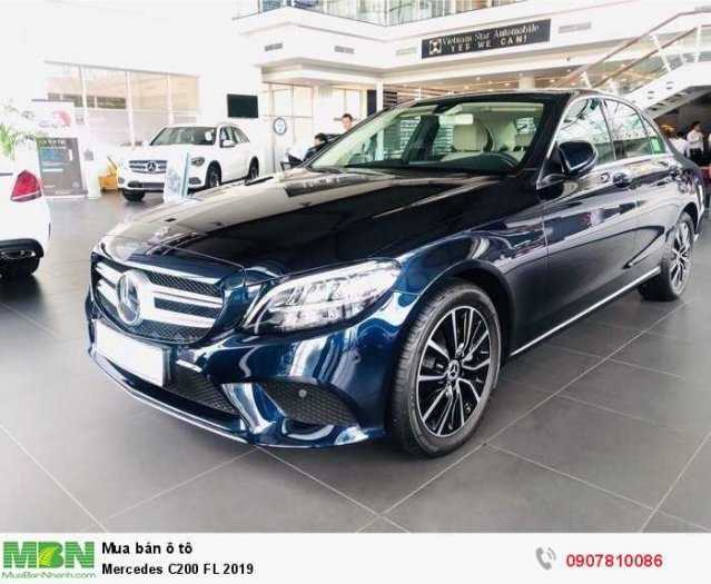Mercedes C200 FL 2019