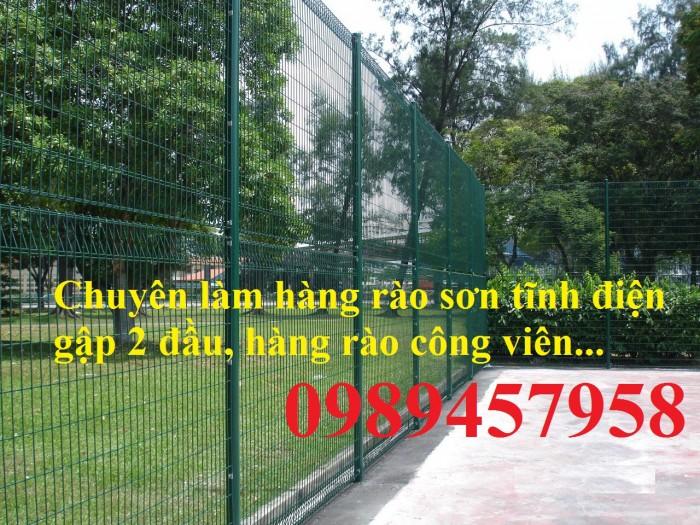 Sản xuất hàng rào sân bóng đá mini, hàng rào sân tennis tại Hà Nội1