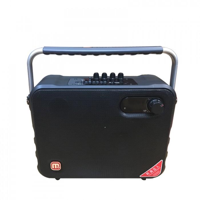 Loa kéo mini Bluetooth Malata M+9001 nhỏ gọn như một máy cassette2