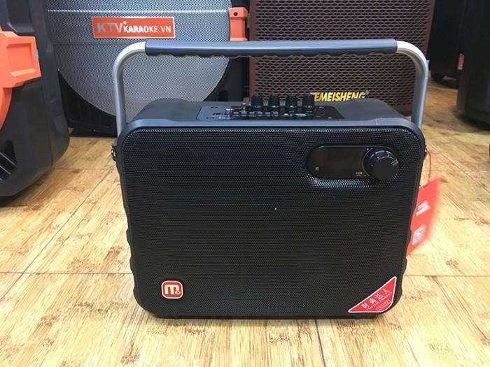 Loa kéo mini Bluetooth Malata M+9001 nhỏ gọn như một máy cassette5