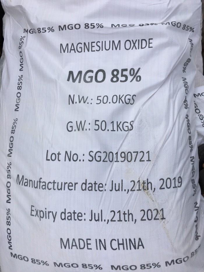 MAGNESIUM OXIDE MgO 85%1