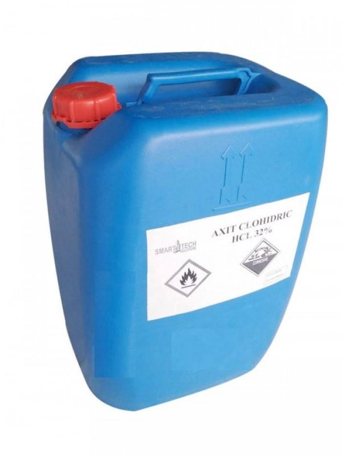 ACID CLOHIDRIC HCL 32%0